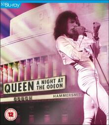 Queen. A Night At The Odeon - Blu-ray