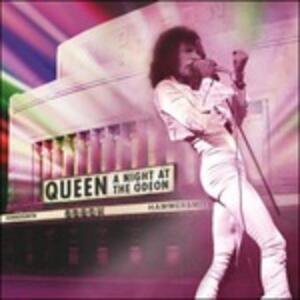 A Night at the Odeon '75 - Vinile LP + CD Audio + Blu-ray + DVD di Queen