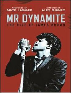 James Brown. Mr Dynamite: The Rise of James Brown di Alex Gibney - Blu-ray