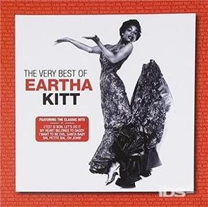 Very Best of Eartha Kitt - CD Audio di Eartha Kitt