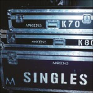 Singles - CD Audio di Maroon 5