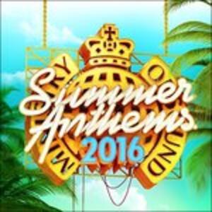 Summer 2016 - CD Audio