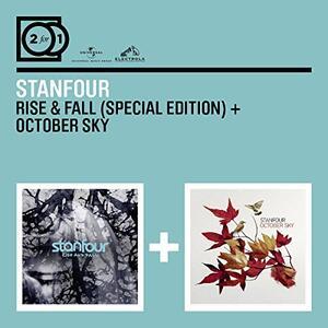 Rise & Fall-October Sky - CD Audio di Stanfour