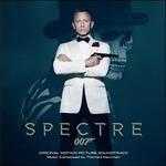 Cover della colonna sonora del film Spectre - 007