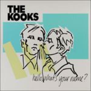 Hello, What's Your Name? - Vinile LP di Kooks