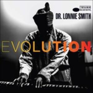 Evolution - CD Audio di Doctor Lonnie Smith