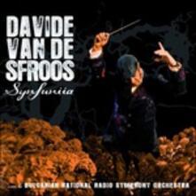 Synfuniia - CD Audio di Davide Van De Sfroos