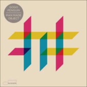 Man Made Object - Vinile LP di GoGo Penguin