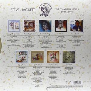 The Charisma Years 1975-1983 - Vinile LP di Steve Hackett - 2