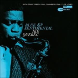 Blue & Sentimental - Vinile LP di Ike Quebec