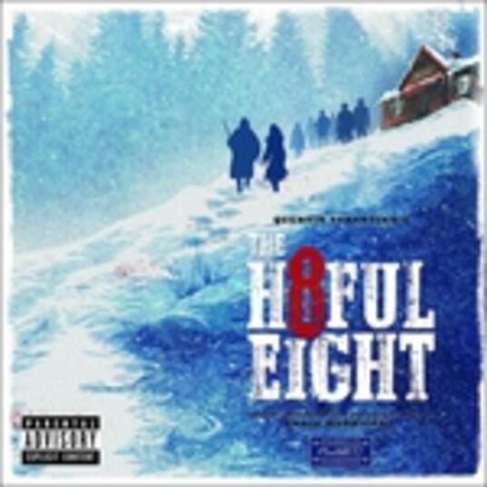 The Hateful Eight (Colonna sonora) - CD Audio di Ennio Morricone