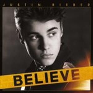 Believe - Vinile LP di Justin Bieber