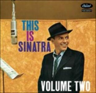 This Is Sinatra vol.2 - Vinile LP di Frank Sinatra