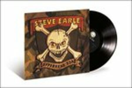 Copperhead Road - Vinile LP di Steve Earle