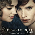 Cover CD Colonna sonora The Danish Girl