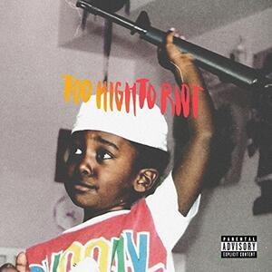 Too High to Riot - Vinile LP di Bas