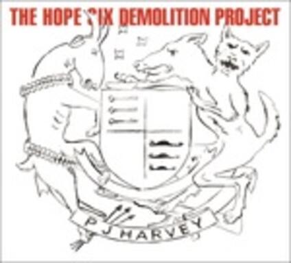 The Hope Six Demolition Project - CD Audio di P. J. Harvey