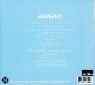 Coast To Coast - CD Audio di Recorders - 2