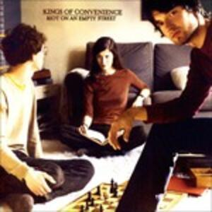 Riot on an Empty Street - Vinile LP di Kings of Convenience
