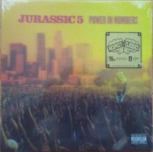Power in Numbers - Vinile LP di Jurassic 5