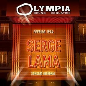 Olympia 1974 - CD Audio di Serge Lama