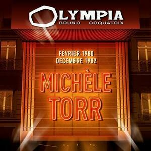 Olympia 1980 and 1982 - CD Audio di Michèle Torr