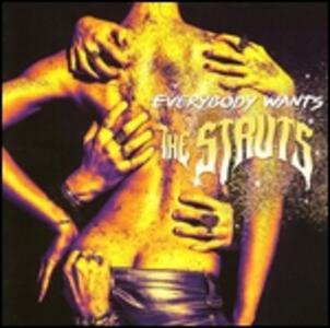 Everybody Wants - Vinile LP di Struts
