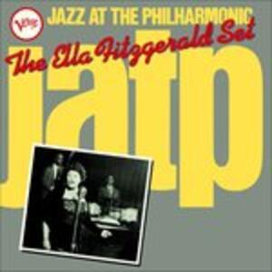 Jazz At The.. - CD Audio di Ella Fitzgerald