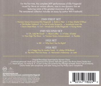 Jazz At The.. - CD Audio di Ella Fitzgerald - 2
