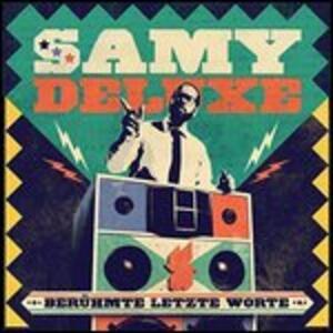 Beruhmte Letzte Worte - Vinile LP di Samy Deluxe