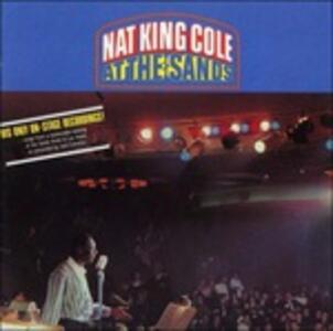 At the Sands - Vinile LP di Nat King Cole