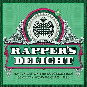 Rappers Delight - CD Audio