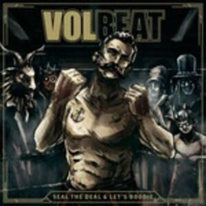 Seal the Deal and Let's Boogie - Vinile LP di Volbeat