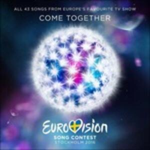 Eurovision Song Contest. Stockholm 2016 - CD Audio