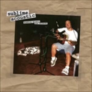 Acoustic-Bradley Nowell & - Vinile LP di Sublime