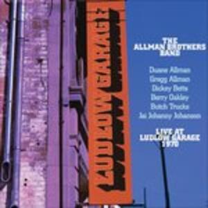 Live at Ludlow Garage 1970 - Vinile LP di Allman Brothers Band