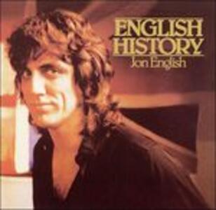 English History - Vinile LP di Jon English