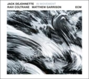 CD In Movement Ravi Coltrane Jack DeJohnette Matthew Garrison