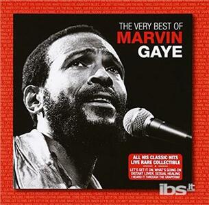 Very Best Of Marvin Gaye - CD Audio di Marvin Gaye