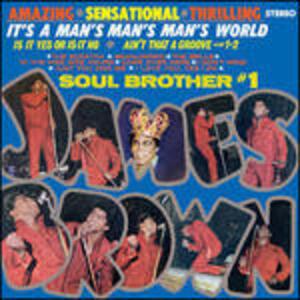 It's a Man's Man's Man's World - Vinile LP di James Brown