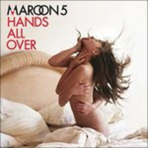 Hands All Over - Vinile LP di Maroon 5