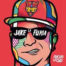 CD Fuori da Qui Jake La Furia