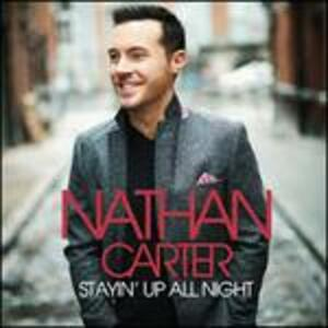 Stayin' Up All Night - CD Audio di Nathan Carter