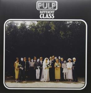 Different Class - Vinile LP di Pulp