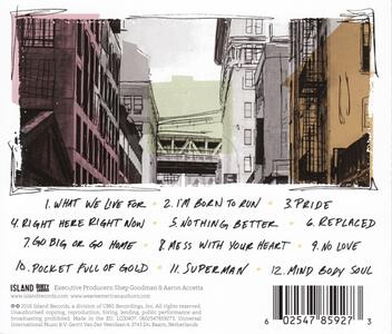 What We Live For - CD Audio di American Authors - 2