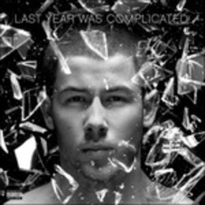 Last Year Was Complicated - CD Audio di Nick Jonas
