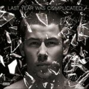 Last Year Was Complicated - Vinile LP di Nick Jonas