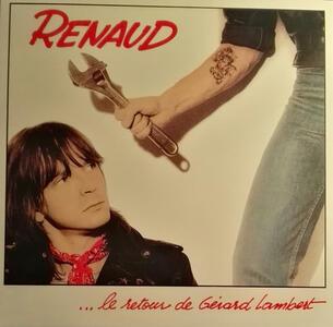 Le Retour de - Vinile LP di Renaud