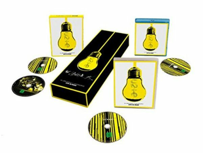 Film U2. iNNOCENCE + eXPERIENCE. Live in Paris. Super Deluxe Box Hamish Hamilton 2