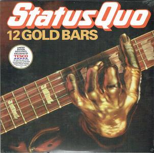 12 Gold Bars - Vinile LP di Status Quo